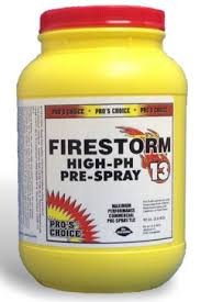 Firestorm High pH Prespray - 6.5#