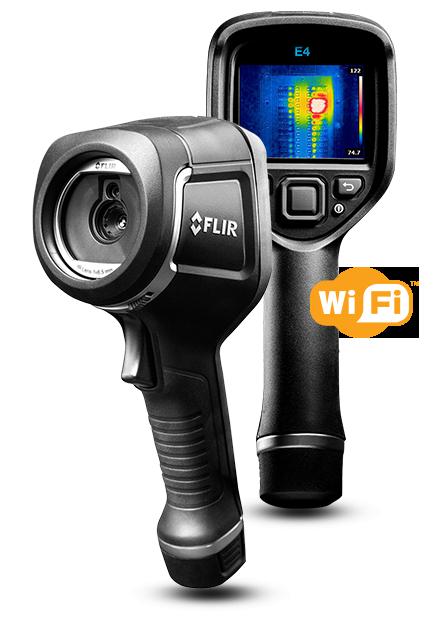 FLIR E4 IR Camera with WIFI