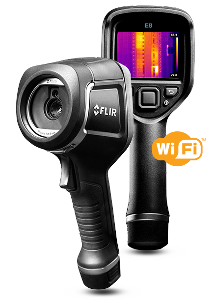 FLIR E8-XT Thermal Imaging Camera by FLIR