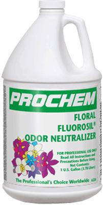 Fluorosil Floral Odor Neutralizer, GL