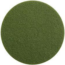 "17"" Green Scrub Pad"