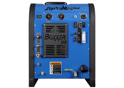 Hydramaster Boxxer™ 318 with 65gl Waste Tank