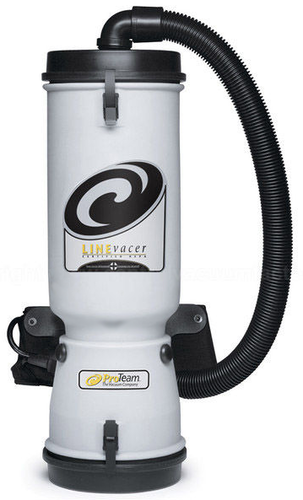 LineVacer 10qt HEPA Backpack Vacuum by ProTeam   Remediation Pkg