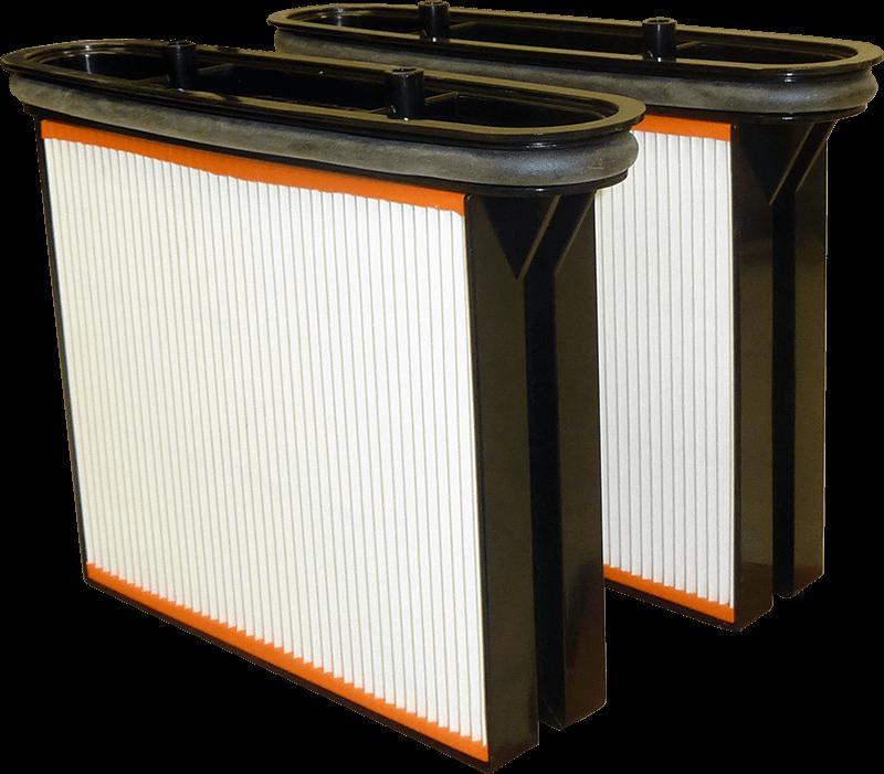S25 Primary HEPA FIlter by Ermator   2-Pack