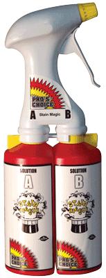 Stain Magic Dual Chamber Sprayer