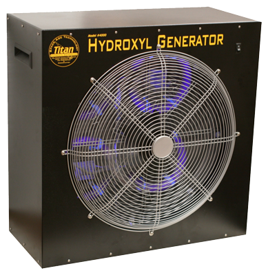 Titan 4000 Hydroxyl Generator by International Ozone