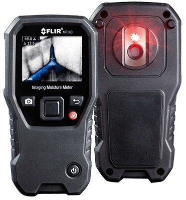MR-160 Imaging Moisture Meter with IGM by FLIR