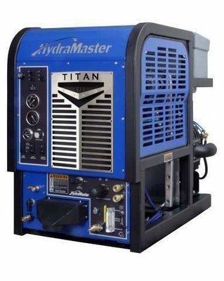 HydraMaster Titan 575 Truck Mount with 100gl Waste Tank