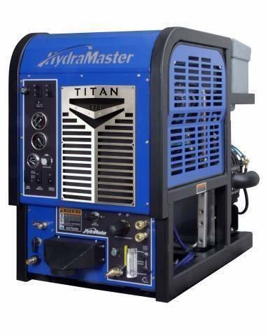 HydraMaster Titan 575 Truck Mount with 70gl Waste Tank