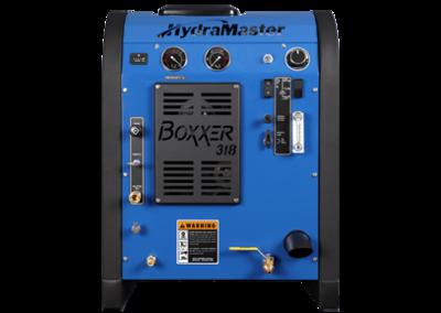 Hydramaster Boxxer™ 318 with 100gl Waste Tank