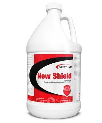 New Shield Premium Carpet Protector with Acid Dye Blocker - GL