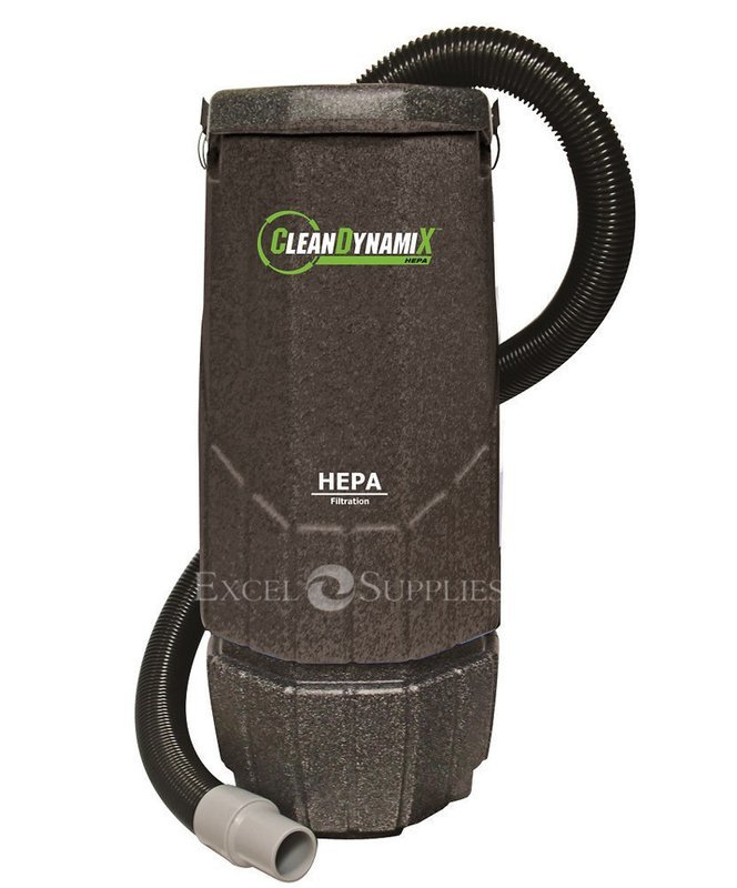 10qt HEPA Backpack by Clean DynamiX