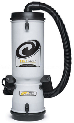 LineVacer 10qt HEPA Backpack Vacuum by ProTeam | Remediation Pkg