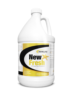 New Fresh Premium Deodorizer with Odor Eliminator - GL