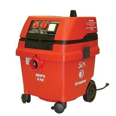 S25 Wet/Dry HEPA Vacuum by Ermator - On-Board Tool Outlet