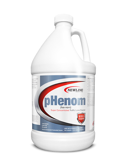 pHenom Premium Carpet Prespray  (Select Size)