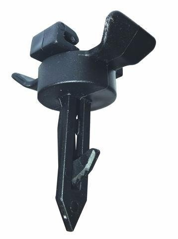 Poly Grid Clips for Dust Containment - 150 Pack