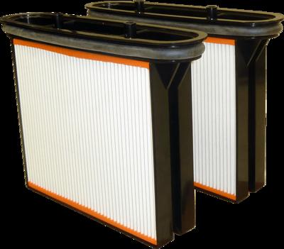 S25 Primary HEPA FIlter by Ermator | 2-Pack