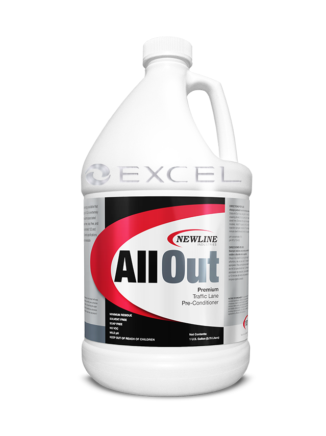 All-Out Carpet Prespray by Newline - (Select Size)