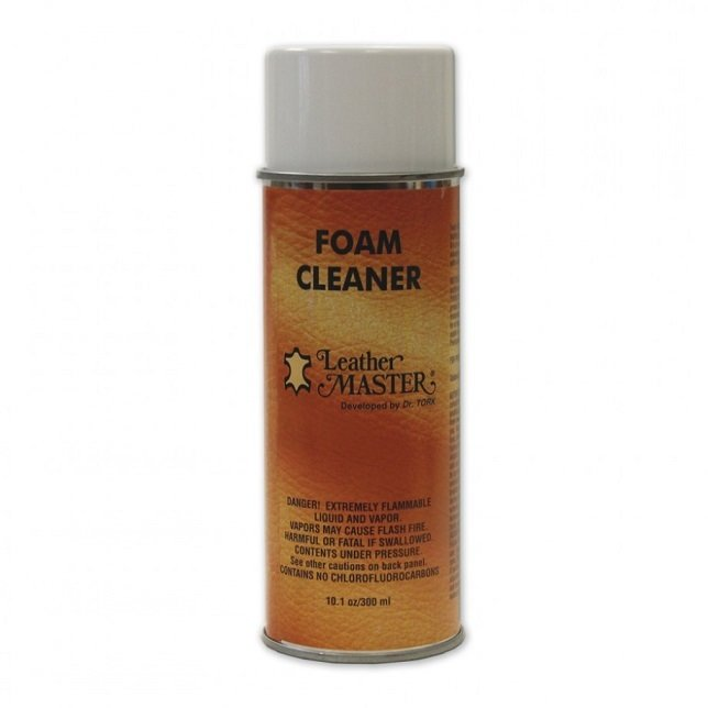 Foam Cleaner by Leather Master - 300ml