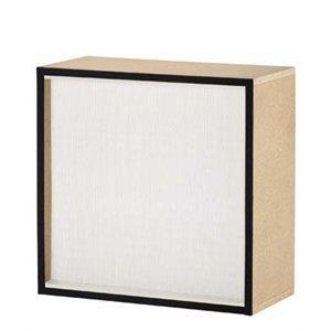 Wood Framed HEPA Filter - (24