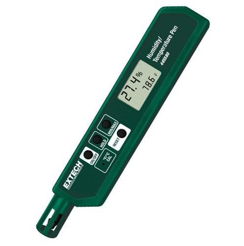 Humidity and Temperature Pen Hygrometer by Extech