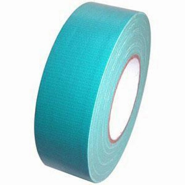 "2"" Teal Duct Tape - 2"" x 60yds."