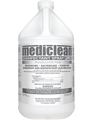 Disinfectant Spray Plus Frag Free Mediclean - GL