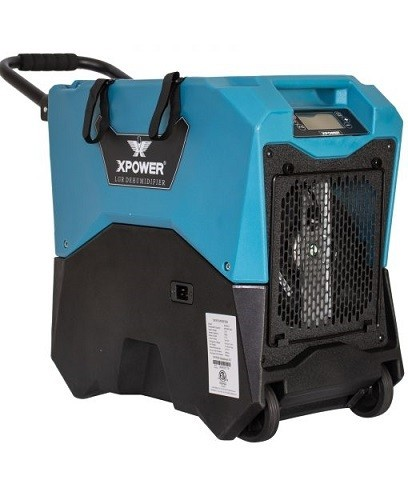 Compact LGR Dehumidifier by Xpower - 85ppd