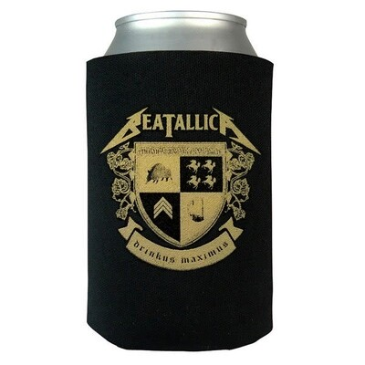 Beatallica Beer Koozie