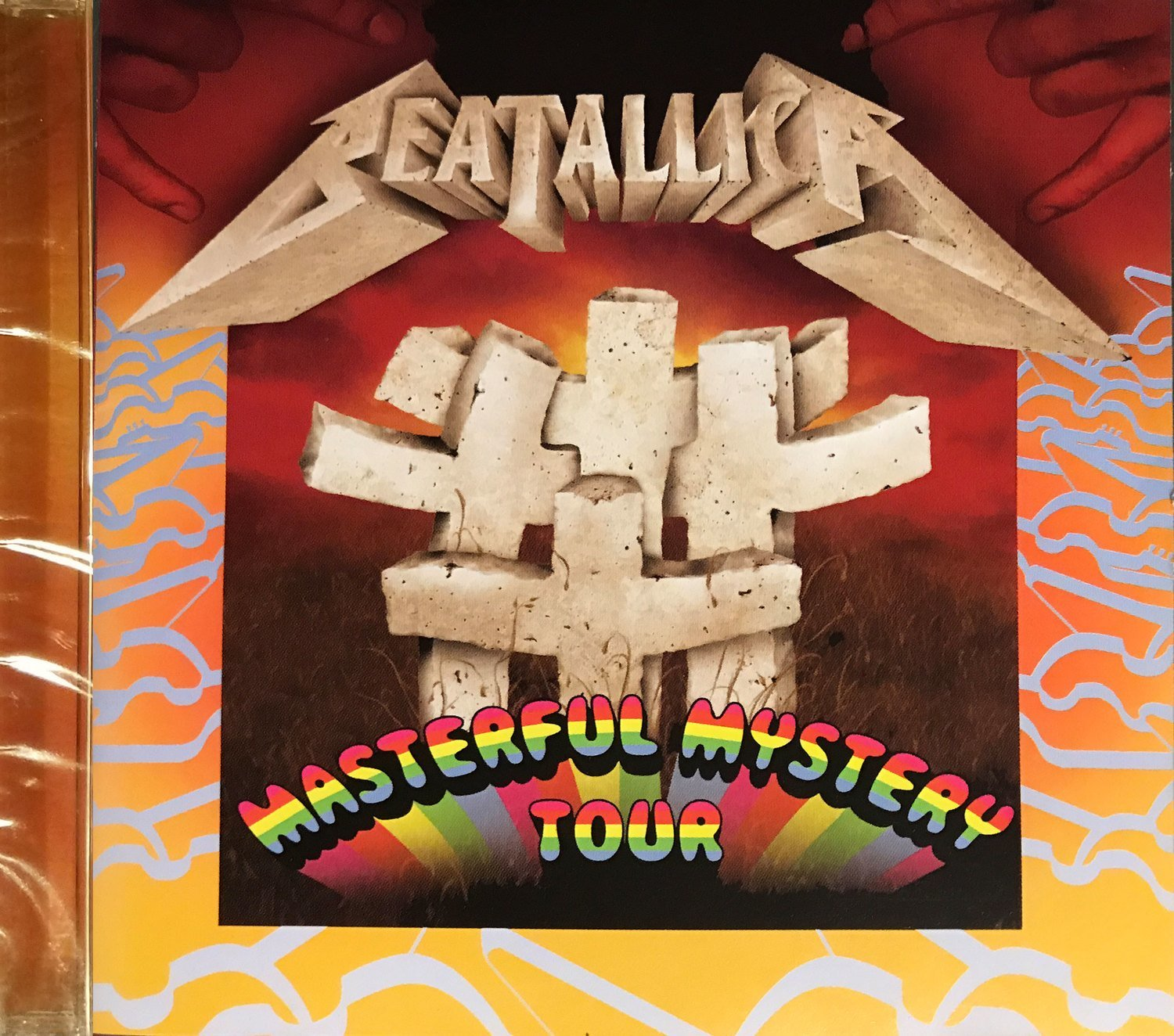 Masterful Mystery Tour cd