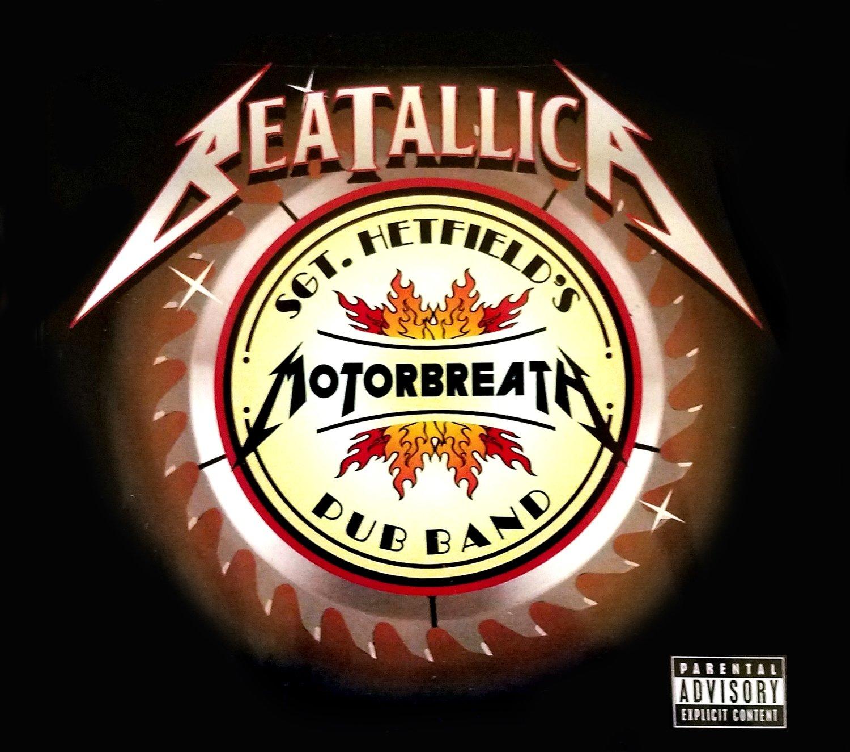 Sgt. Hetfield's Motorbreath Pub Band cd