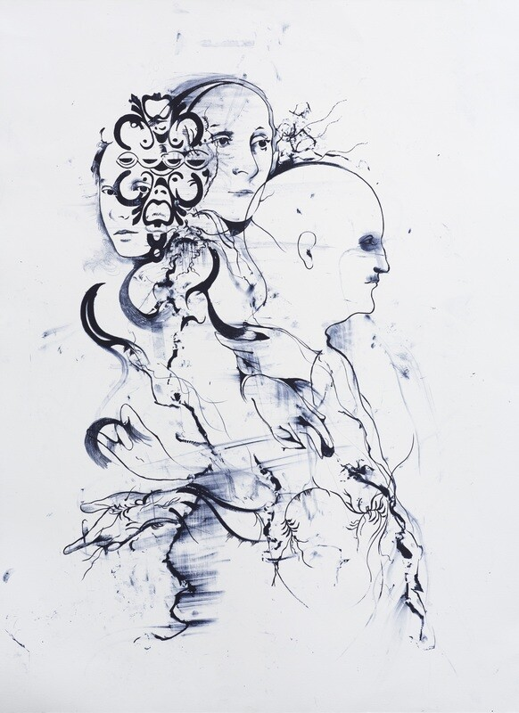 The Pattern - Lithograph