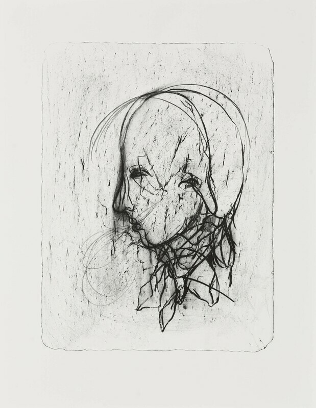 Hermit - Lithograph