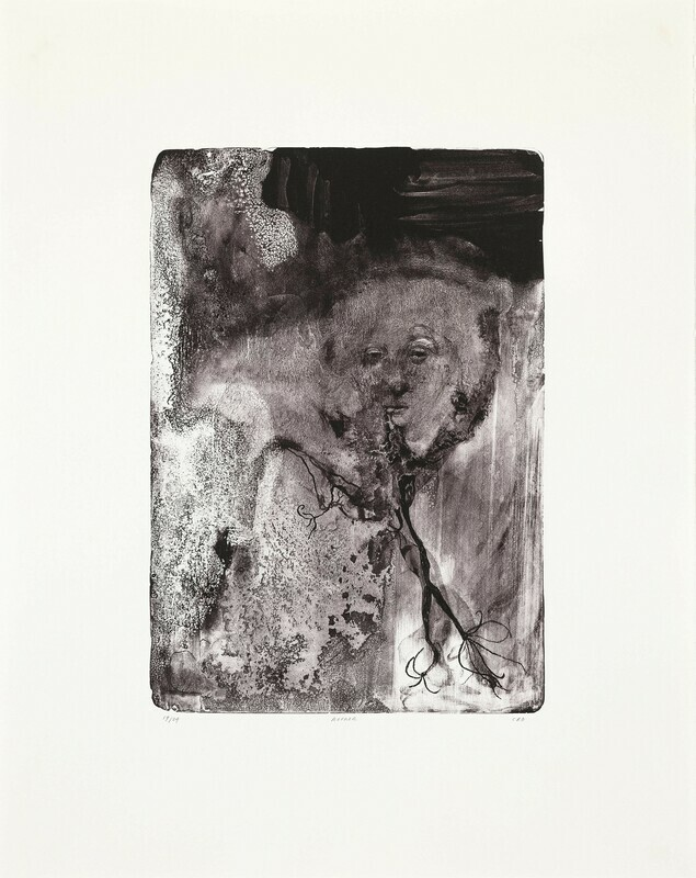 Aether - Lithograph