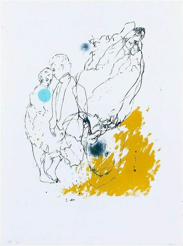 Voice of The Shuttle (II) - Lithograph
