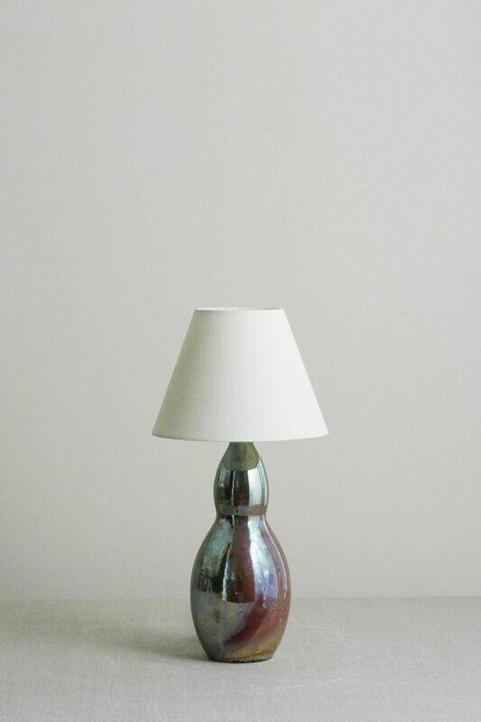 Shiny Vessel Lamp (Small)