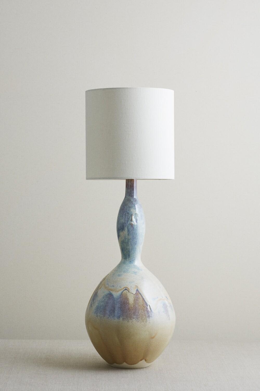 Gaia Vessel Face Lamp