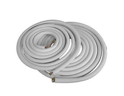 16 Foot Lineset for 12000 and 18000 BTU Mini Split Systems