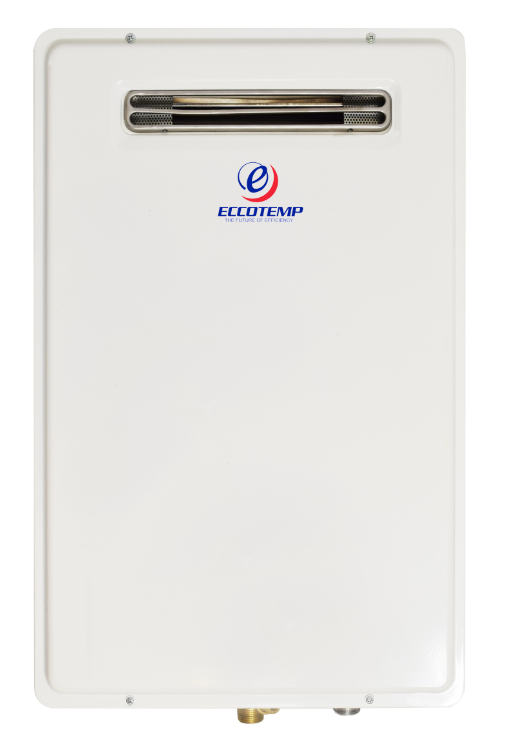 ECCOTEMP 20H Whole Home Naural Gas or Propane Outdoor Tankless Water Heater