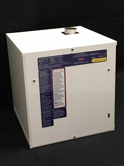 PrecisionTemp ShowerMate M-550 EC  (Marine Applications)