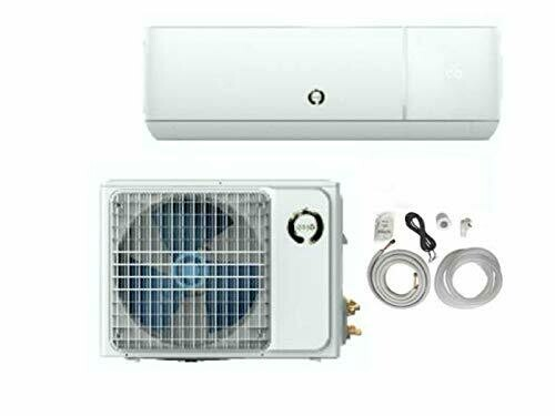 ENSO 12000 BTU -110 Volt Mini Split System with Install Kit  15 SEER  Standard Compressor