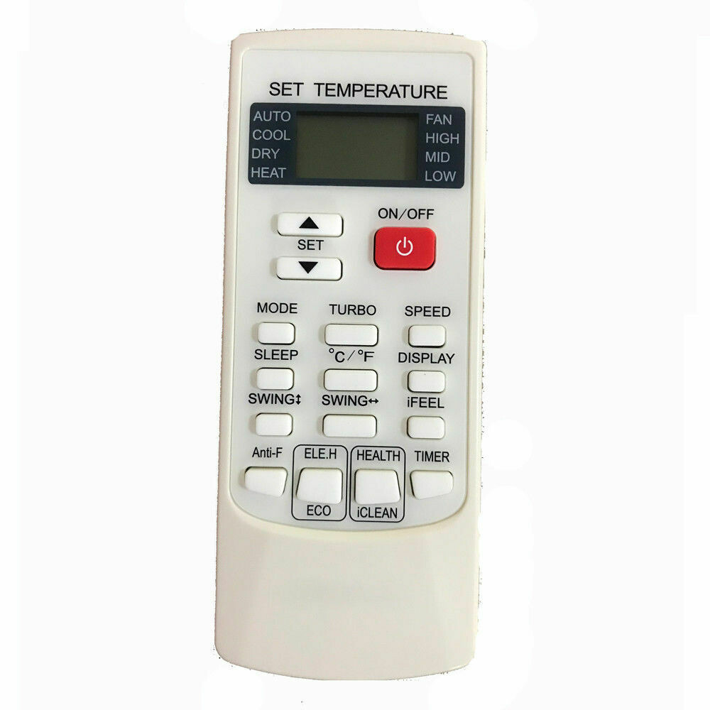 Original YKR-H/102E For AUX Air Conditioner Remote Control YKR-H/006E Or YKR-H/102E FOR J Model Systems