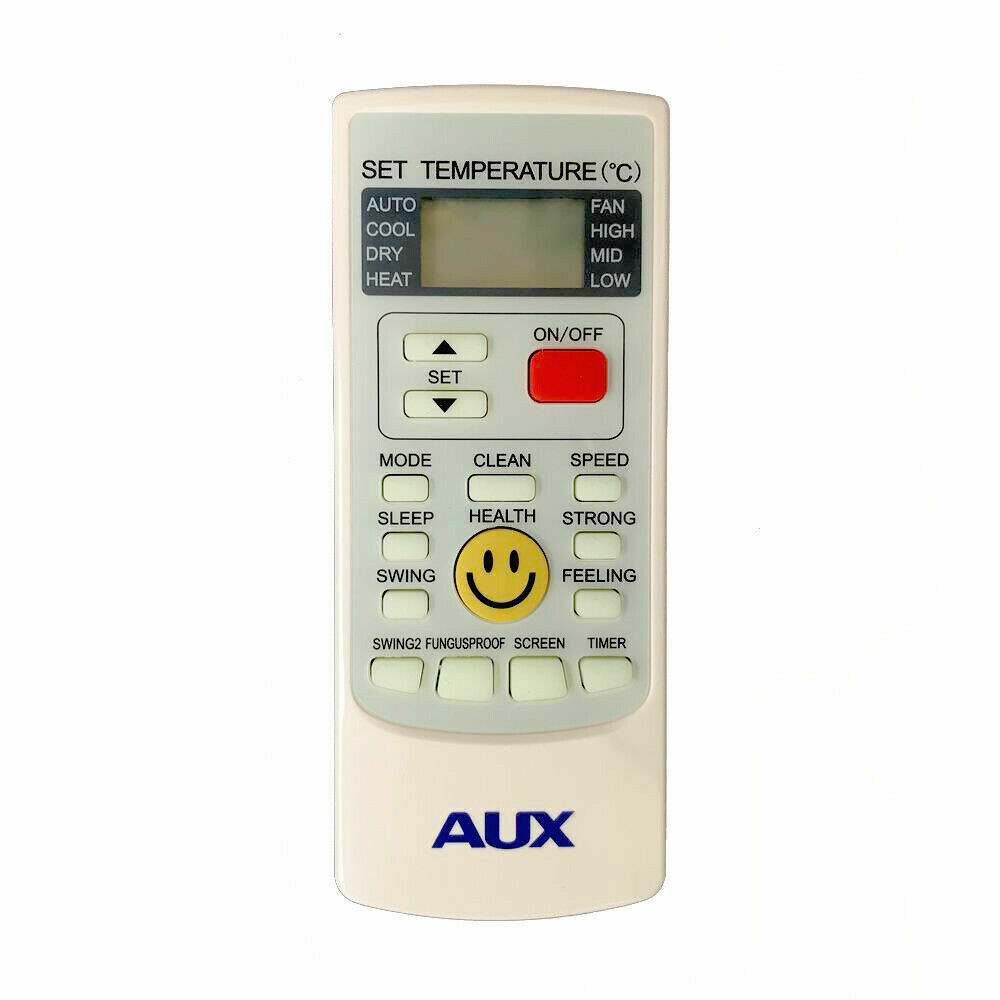 New Original YKR-H/208E For AUX Air Conditioner Remote Control YKR-H/208E Or YKR-H/009E