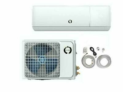 ENSO 12000 BTU Mini Split System 220 Volt  15 SEER with Lineset Install Kit and Remote  Standard Efficiency