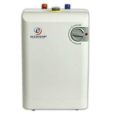 Eccotemp EM-2.5 Mini Storage Tank Water Heater (Open Box) - Old Style