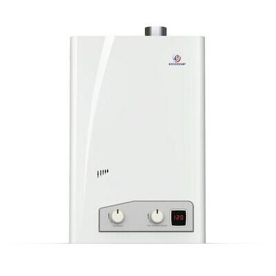EccoTemp FVI12 Indoor Natural Gas Tankless Heater