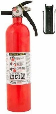 Kidde FA110 Multi Purpose Fire Extinguisher 1A10BC, 1 Pack