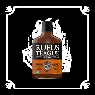 Spicy Steak Sauce ( Case of 6 - 16 Oz Flasks)