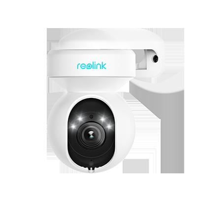 E1 Outdoor - Smart 5MP PTZ WiFi Camera with Motion Spotlights